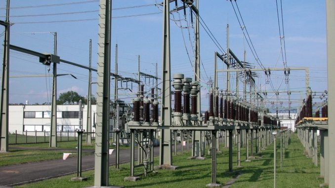 Umspannwerk Rheinfelden, ED Netze GmbH (Foto: Juri Junkov)