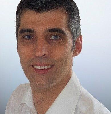 Porträt von Messsystem-Techniker Marc Stocker